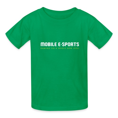 MOBILE E-SPORTS - Kids' T-Shirt