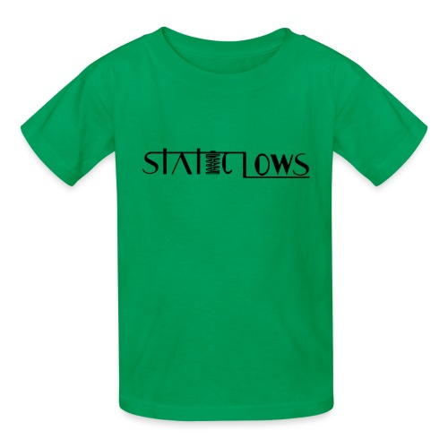 Staticlows - Kids' T-Shirt
