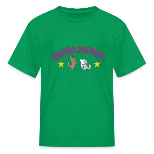 Hopahowl - Kids' T-Shirt