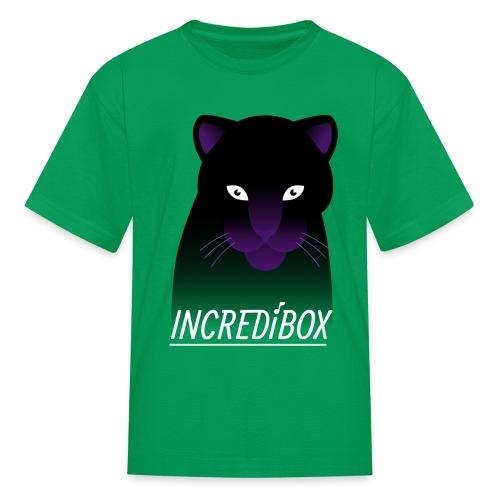 visu-panther - Kids' T-Shirt