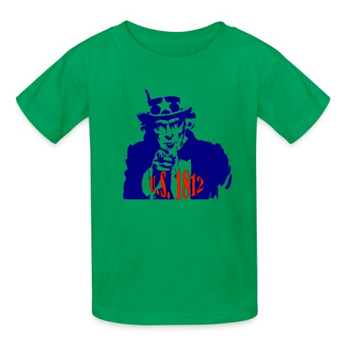 uncle-sam-1812 - Kids' T-Shirt