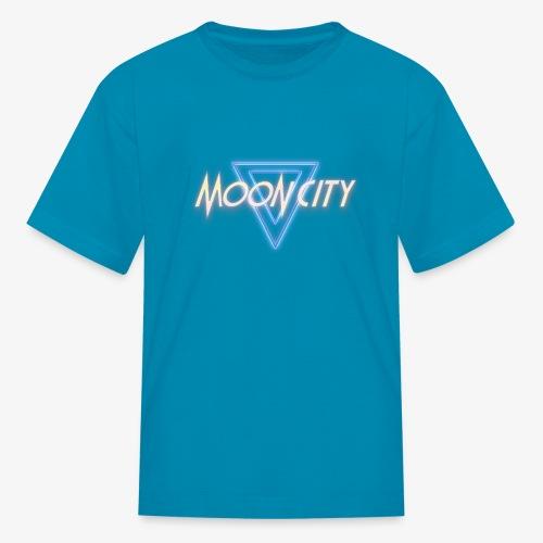 Moon City Logo - Kids' T-Shirt