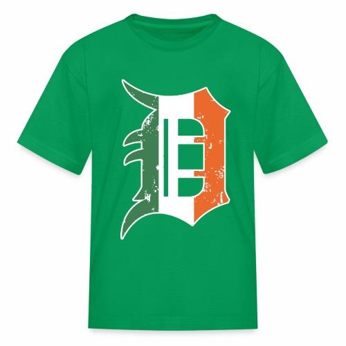 IRISH D - Kids' T-Shirt