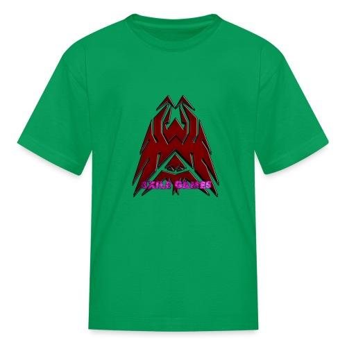 3XILE Games Logo - Kids' T-Shirt