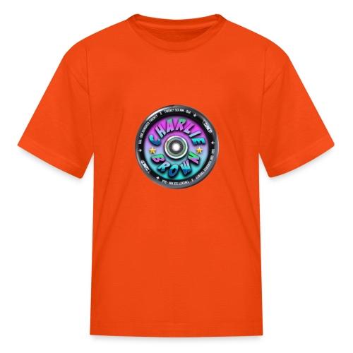 Charlie Brown Logo - Kids' T-Shirt