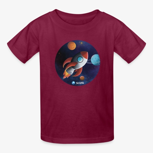 Solar System Scope : Little Space Explorer - Kids' T-Shirt