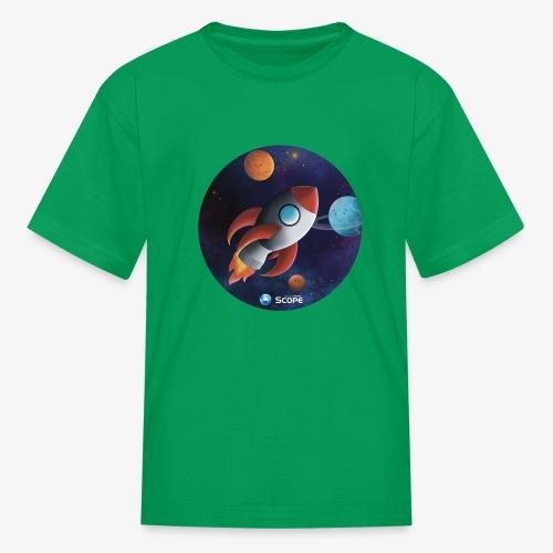 Solar System Scope : Little Space Explorer - Kids' T-Shirt