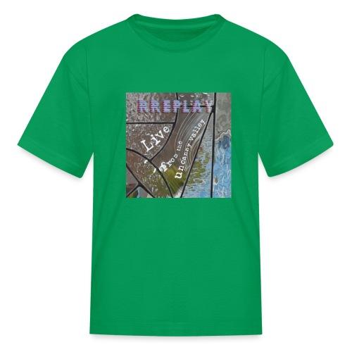 Rreplay Uncanny Valley - Kids' T-Shirt