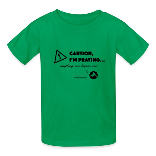 Anything Can Happen Now - Kids' T-Shirt