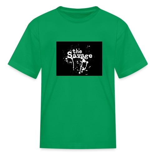 the savage - Kids' T-Shirt