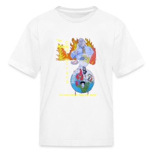 Mayo-Conspiracy - Kids' T-Shirt