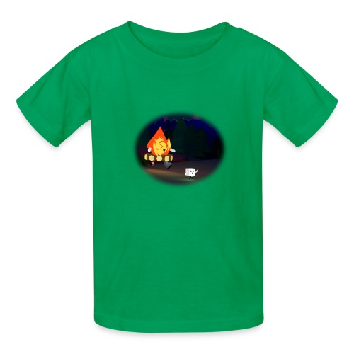 'Round the Campfire - Kids' T-Shirt