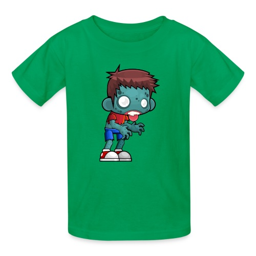 male zombie - Kids' T-Shirt