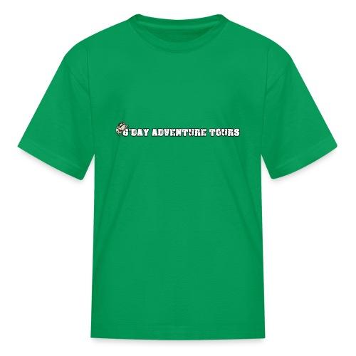 G'day Adventure Tours - Kids' T-Shirt