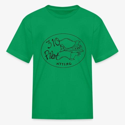 310 Pilot Store - Kids' T-Shirt