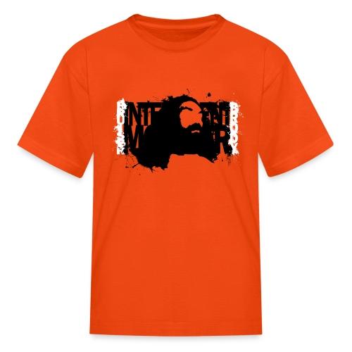 Brody Splatter red - Kids' T-Shirt