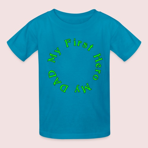 HAPPY FATHER'S DAY - Kids' T-Shirt