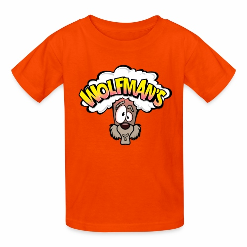 Wolfman's Brother - Kids' T-Shirt