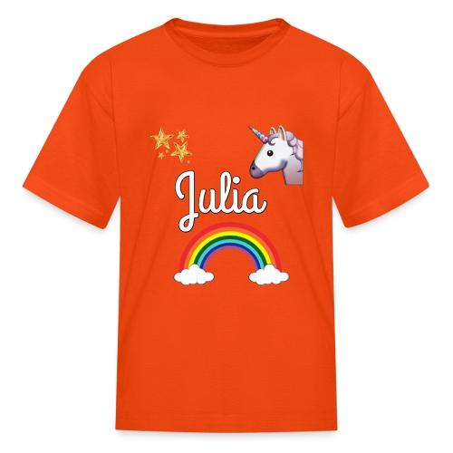 Julia - Kids' T-Shirt