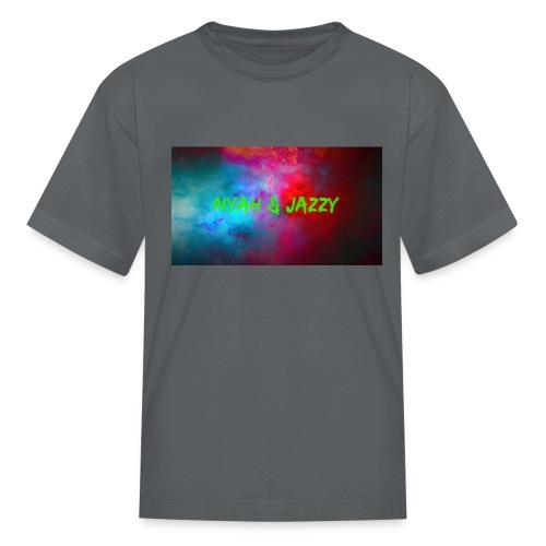 NYAH AND JAZZY - Kids' T-Shirt