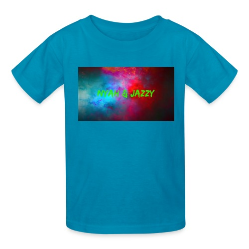 NYAH AND JAZZY - Kids' T-Shirt
