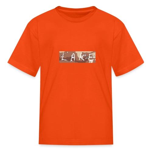 LAKE_LOGO2 - Kids' T-Shirt
