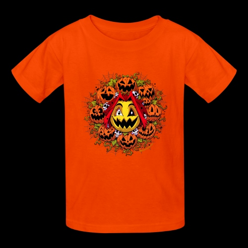 Halloween 2020 Checkers World Sticker - Kids' T-Shirt