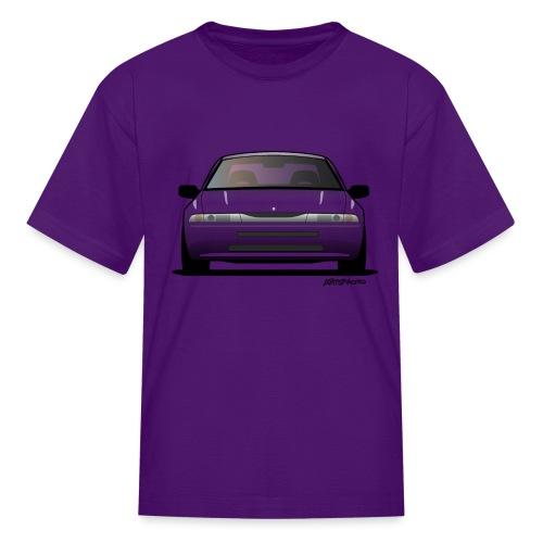 Subaru Alcyone SVX Modern JDM Icon Sticker - Kids' T-Shirt