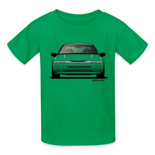 Subaru Alcyone SVX Modern JDM Icon Sticker - Kids' T-Shirt