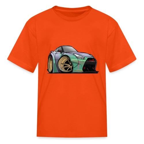 R35 GTR - Kids' T-Shirt