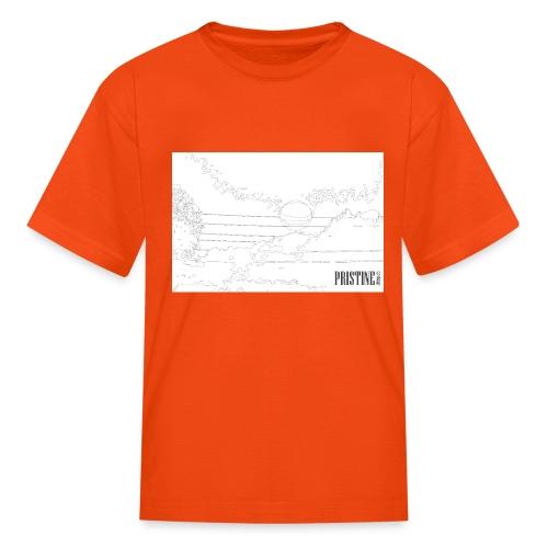 SunLines - Kids' T-Shirt
