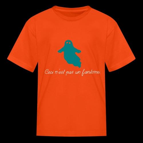 A Treachery of Ghosts - Kids' T-Shirt