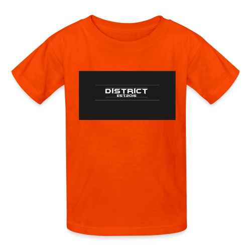 District apparel - Kids' T-Shirt