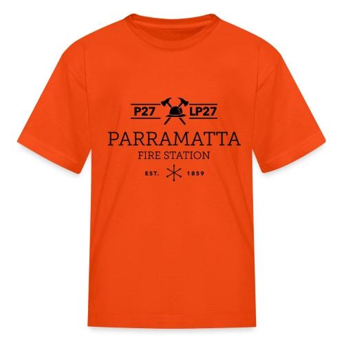 Parramatta Fire Station B - Kids' T-Shirt