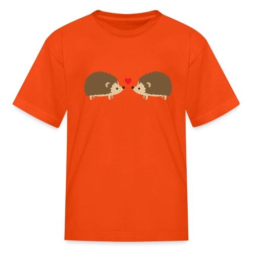 Hedgehog Lovers - Kids' T-Shirt