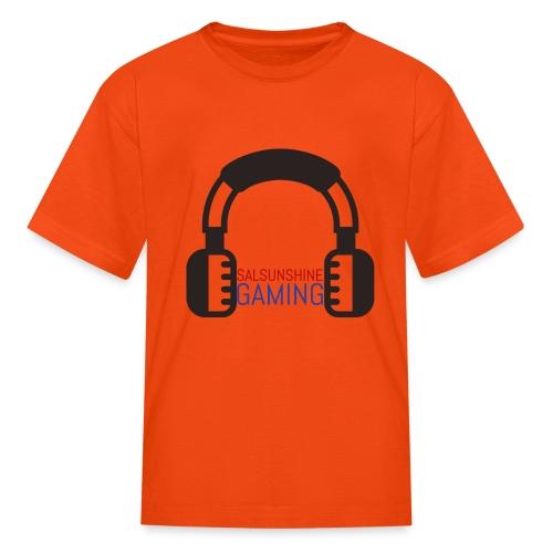 SALSUNSHINE GAMING LOGO - Kids' T-Shirt
