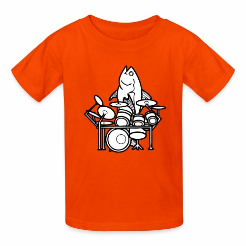 fishsolo - Kids' T-Shirt
