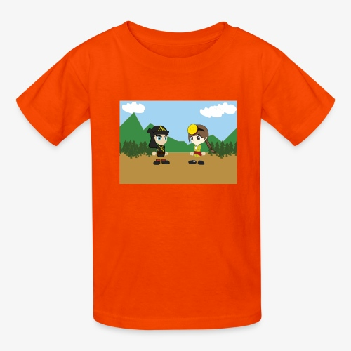 Digital Pontians - Kids' T-Shirt