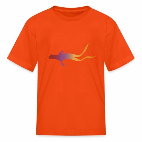 Catfish fade - Kids' T-Shirt