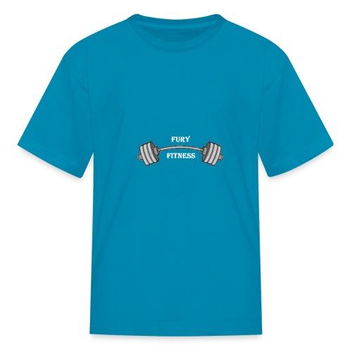 Fury Fitness - Kids' T-Shirt