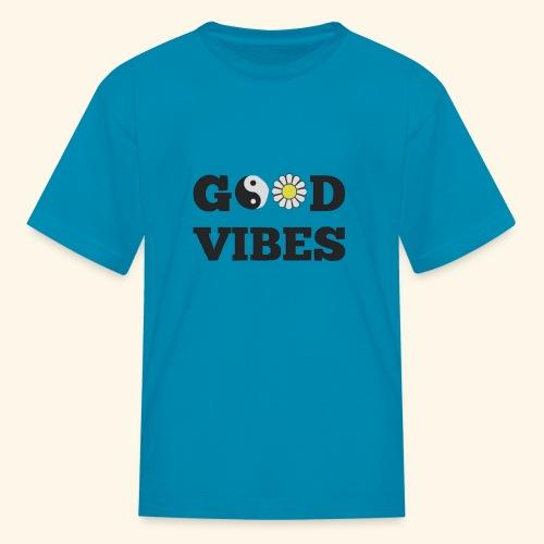 GOOD VIBES - Kids' T-Shirt