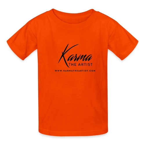 Karma - Kids' T-Shirt