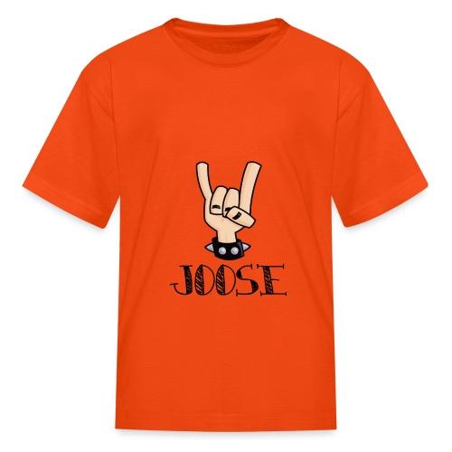 JOOSE HORNS - Kids' T-Shirt