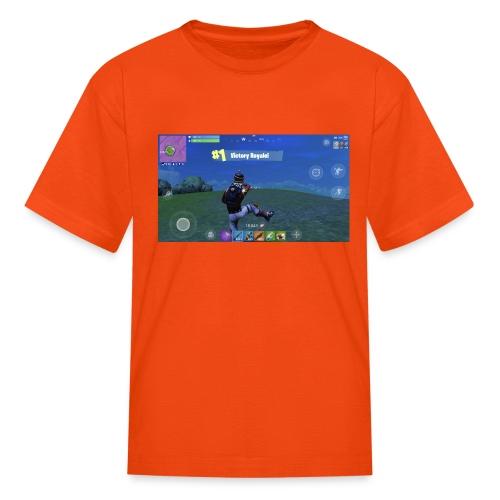 My First Win! - Kids' T-Shirt