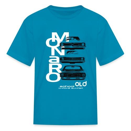 monaro over - Kids' T-Shirt