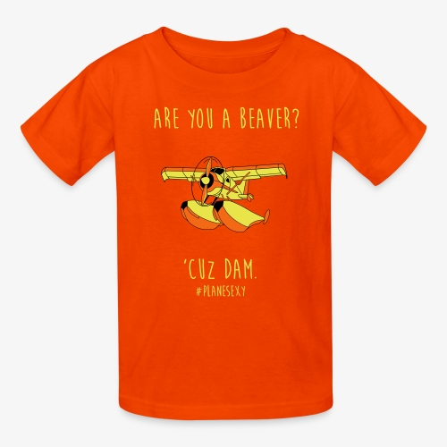 Are you a Beaver? - Kids' T-Shirt