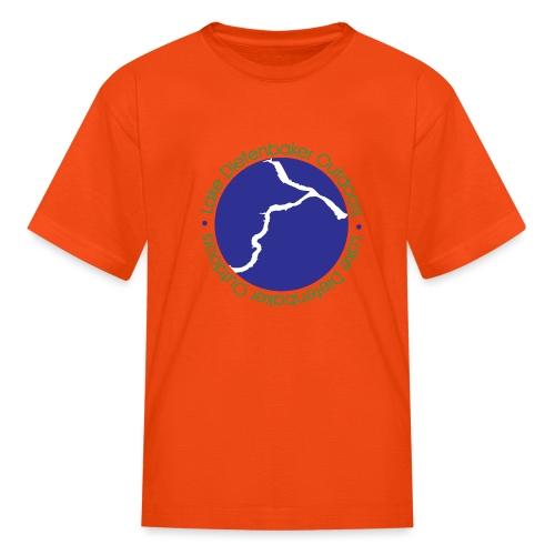 LDO WHITE LOGO - Kids' T-Shirt