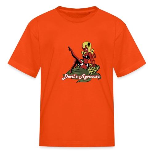 Devil's Agvocate - Kids' T-Shirt