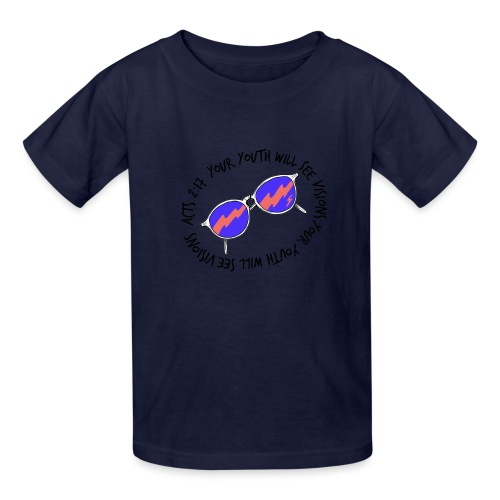 oie_transparent_-1- - Kids' T-Shirt