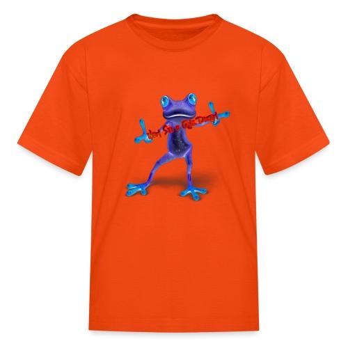 Logo - Nem Sei o Que Dizem - Podcast - Kids' T-Shirt
